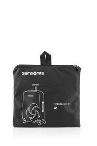 TRAVEL ESSENTIALS FOLDABLE LUGGAGE COVER M  hi-res   Samsonite