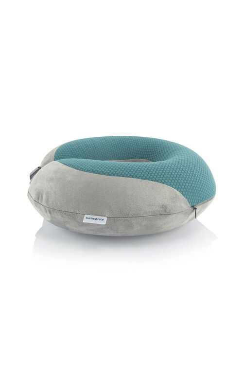 TRAVEL ESSENTIALS MEM. FOAM PILLOW COOL GEL  hi-res | Samsonite