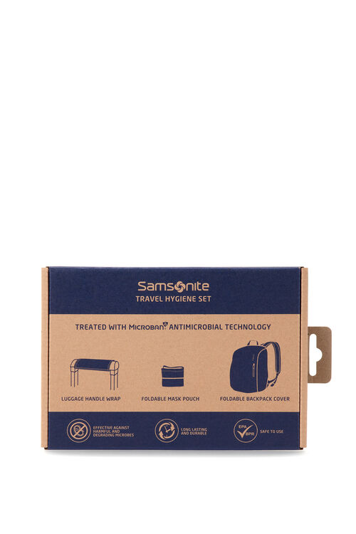 TRAVEL ESSENTIALS ANTIMICROBIAL SET BOX  hi-res | Samsonite