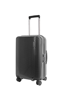 Samsonite Pixelon Spinner 55cm/20inch  Matte Black medium | Samsonite