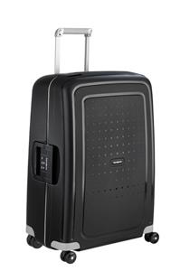 Samsonite S'Cure Spinner 75cm/28inch  Black  medium | Samsonite