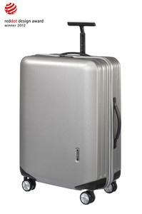 Samsonite Inova Spinner 75cm/28inch Brushed Silver medium | Samsonite