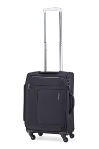 Samsonite Asphere Spinner 55cm/20inch Black medium | Samsonite