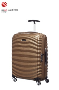 Samsonite Lite-Shock Spinner 55cm/20inch Sand medium | Samsonite