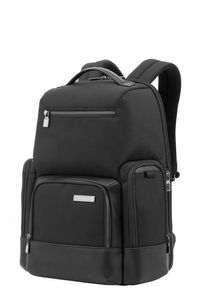 Samsonite Sefton Backpack S W/ EXP TCP Black medium | Samsonite