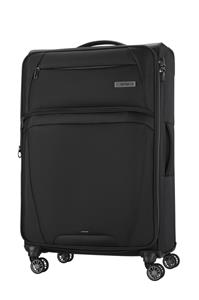 Samsonite Zira Spinner 78cm/29inch EXP Black medium | Samsonite