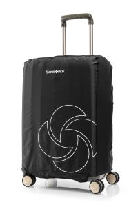 TRAVEL ESSENTIALS FOLDABLE LUGGAGE COVER M  size | Samsonite